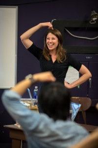 Elissa Weinzimmer of Vibrant Voice Technique