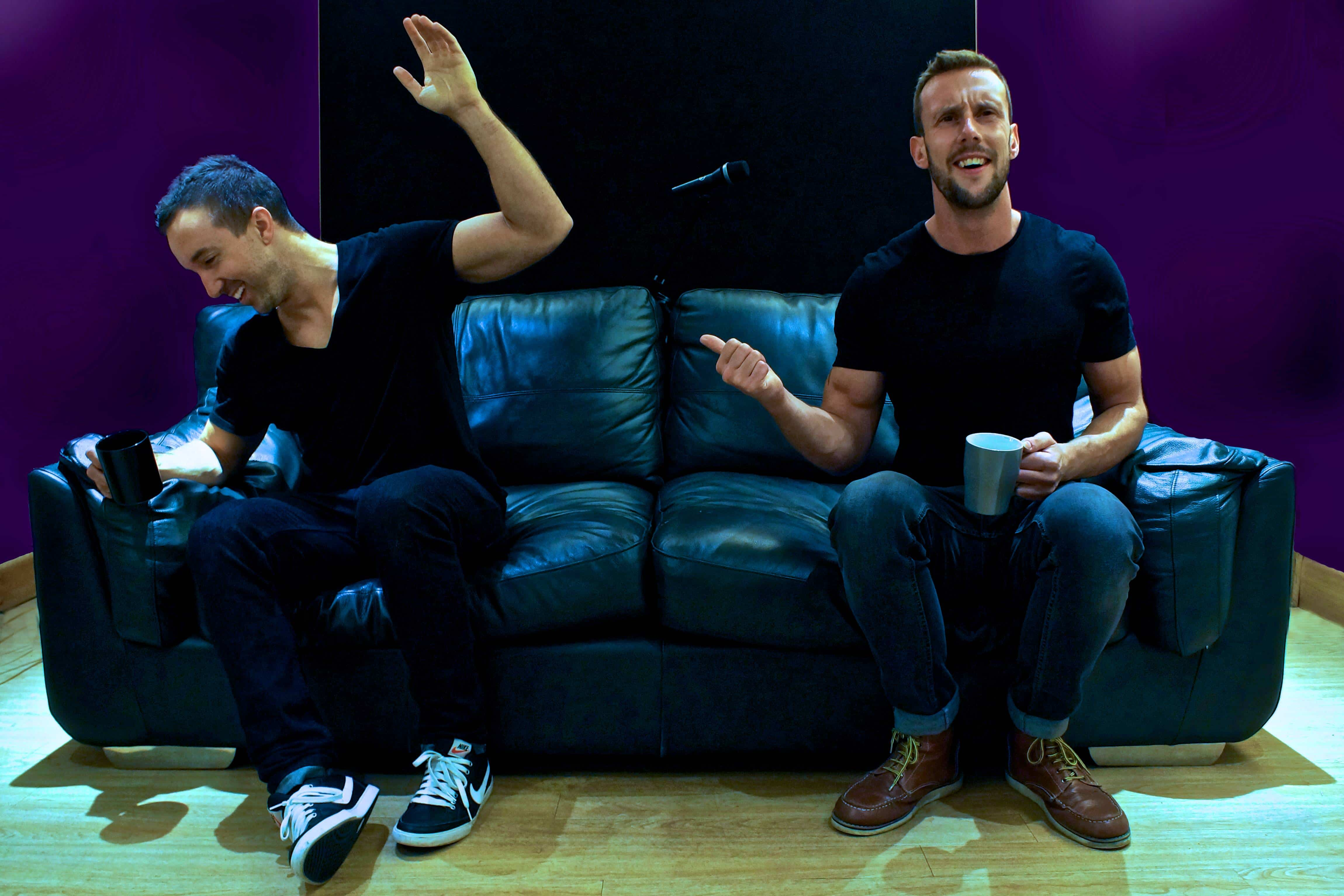 Episode 8 - The Song Workshop | Beyonce | Robbie Williams - The