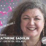 Episode 53 - Cathrine Sadolin on CVT | Constriction | Vocal Modes
