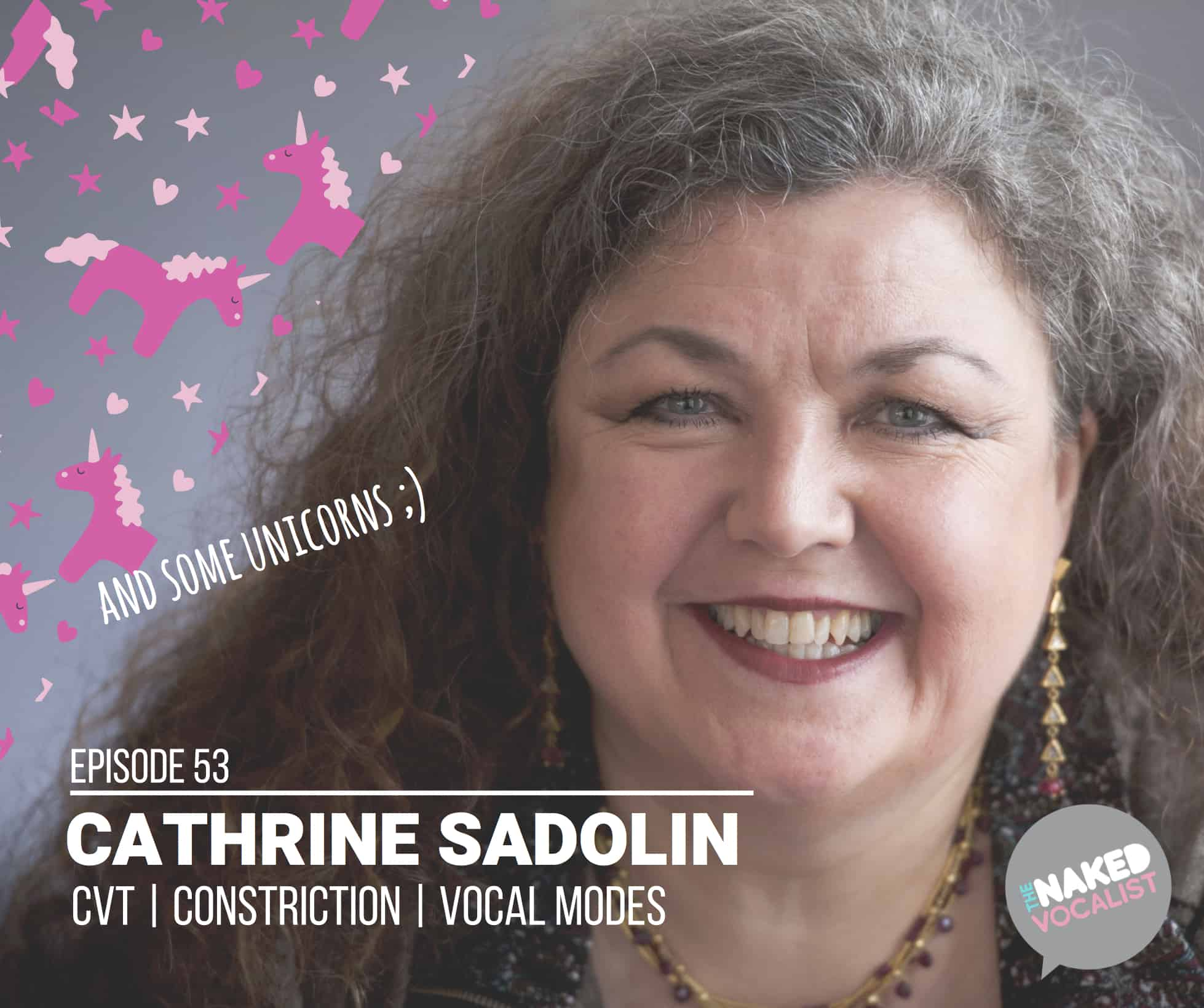The Naked Vocalist - Cathrine Sadolin