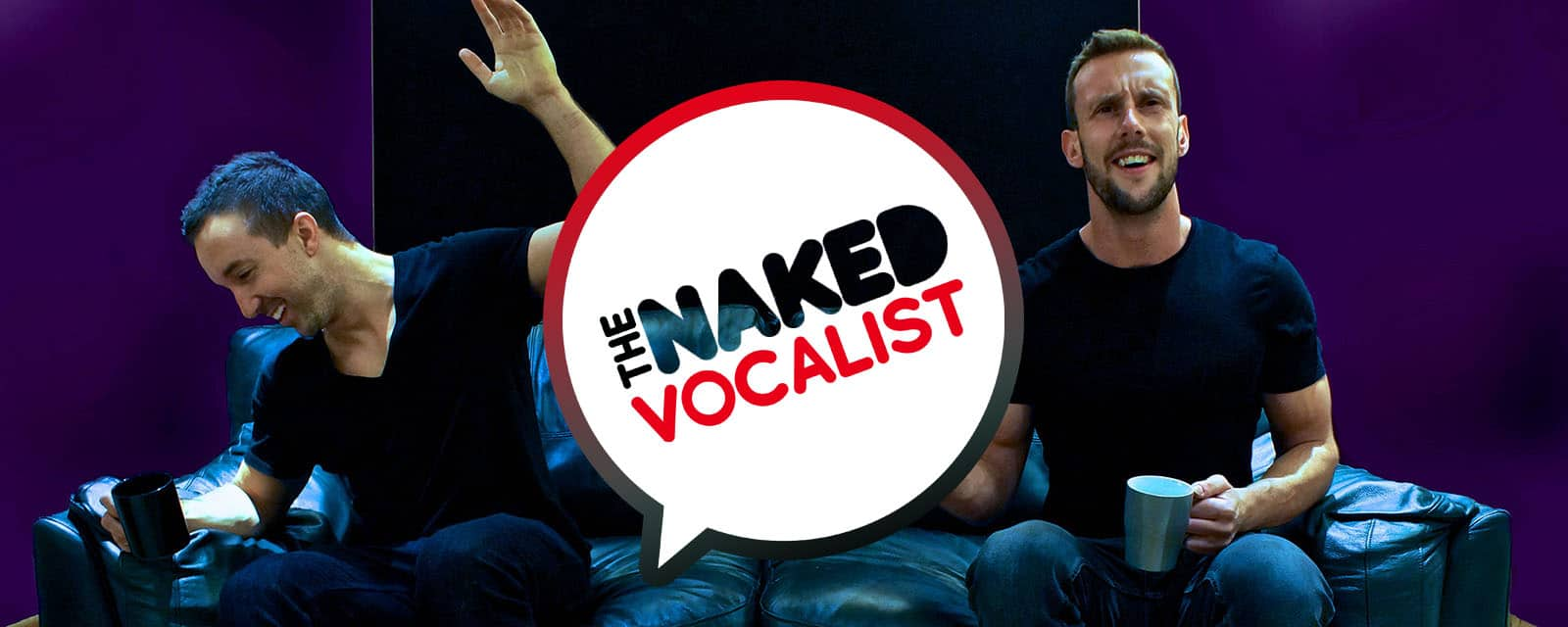 Learn how to sing better with The Naked Vocalist podcast