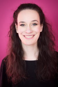 Petra Raspel Voice Coach